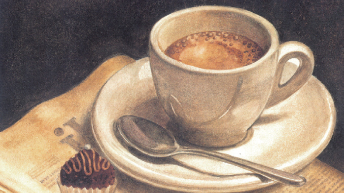 200期敏读会:来喝一杯1876年的咖啡!